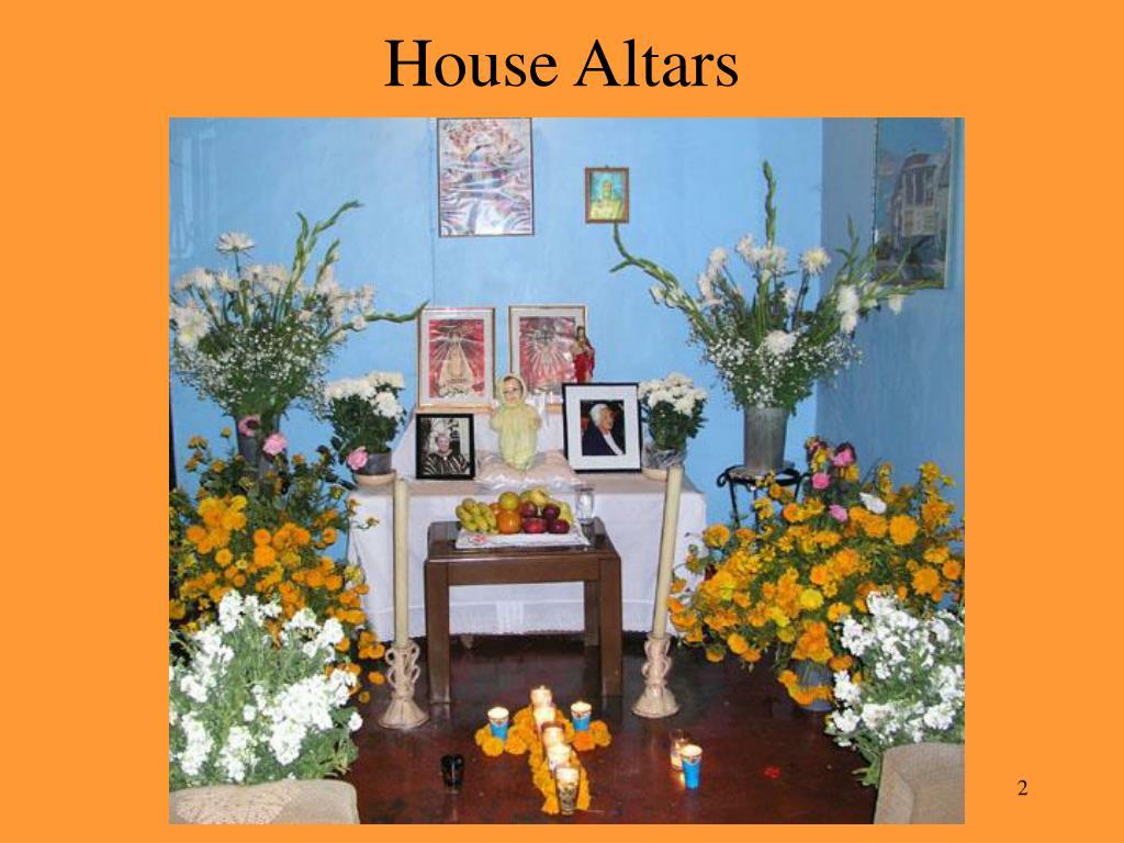 House Altars