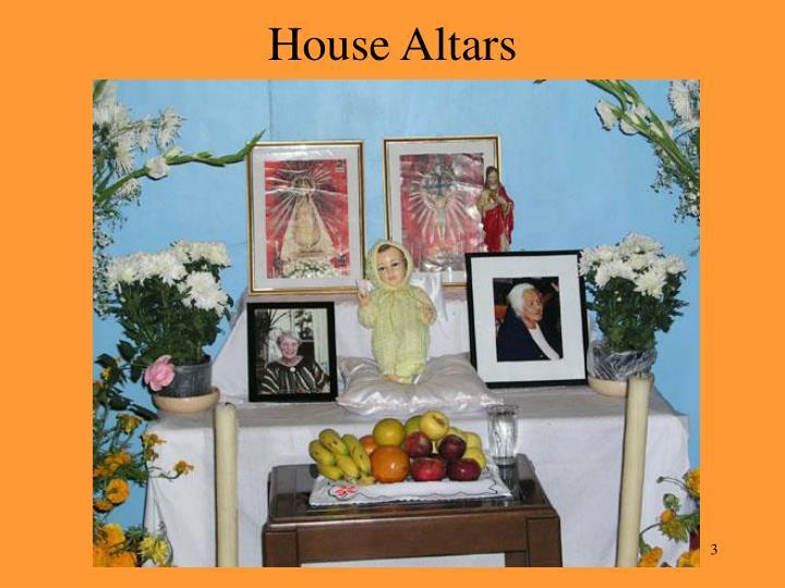 House altars3