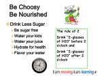 be choosy be nourished21