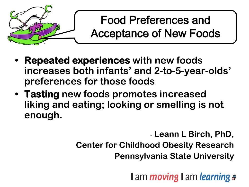 Food Preferences and