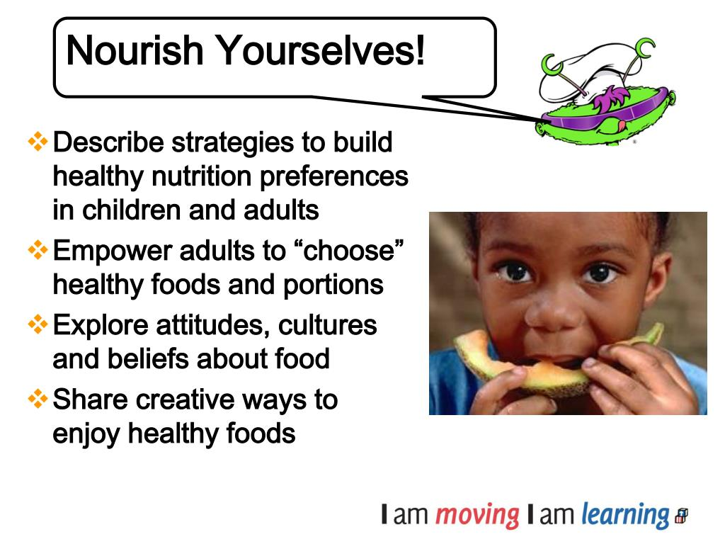 Nourish Yourselves!