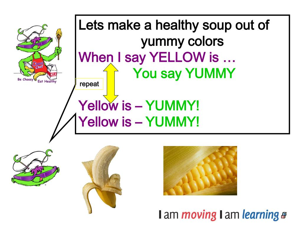 Lets make a healthy soup out of