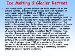 ice melting glacier retreat1
