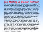 ice melting glacier retreat2