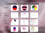 copying simple pictures