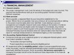 4 financial management