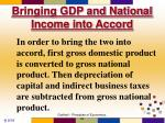 bringing gdp and national income into accord1