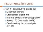 instrumentation cont3
