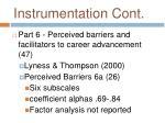 instrumentation cont5