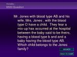 heredity 500 question