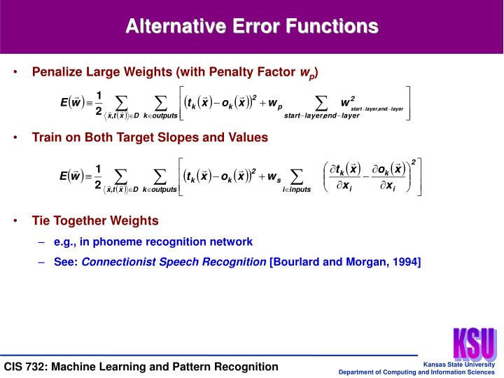 Penalize Large Weights (with Penalty Factor