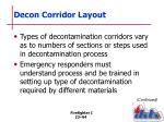 decon corridor layout2