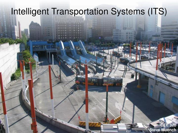 intelligent transportation systems its n.
