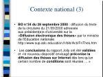 contexte national 3