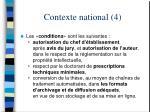 contexte national 4
