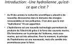 introduction une hydrolienne qu est ce que c est