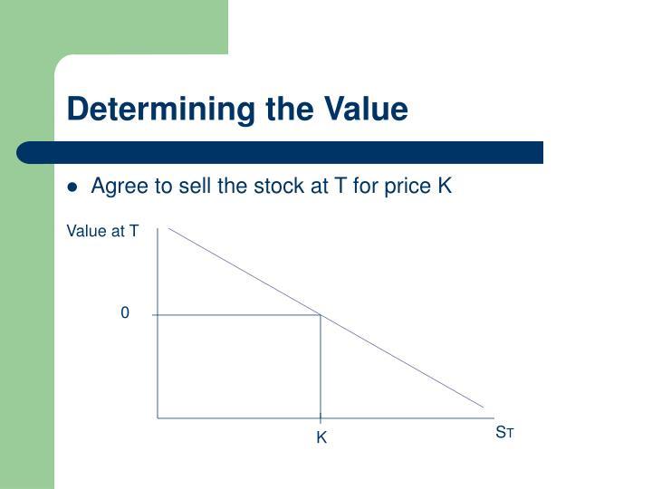 Determining the Value