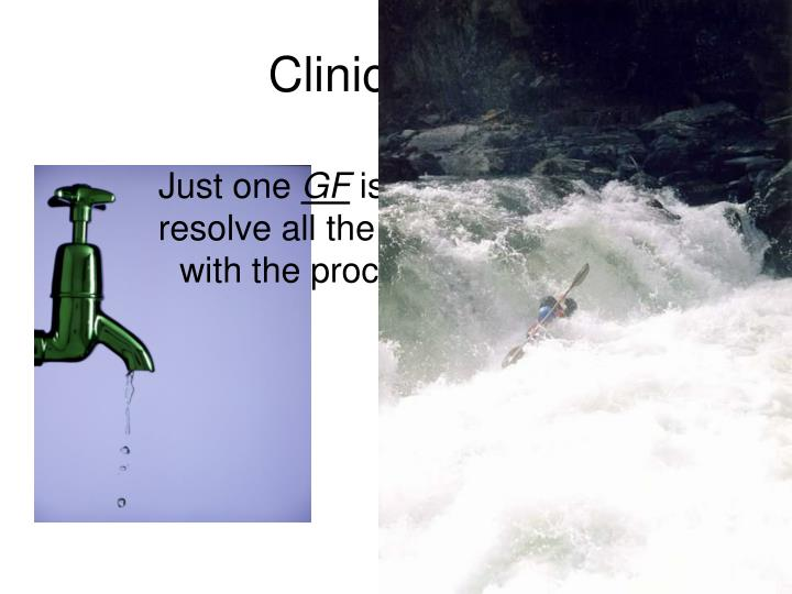 Clinical Use