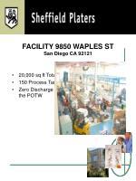 facility 9850 waples st san diego ca 92121