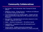 community collaboratives13
