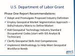 u s department of labor grant3