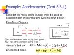 example accelerometer text 6 6 1