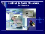 institut de radio oncologie la source20