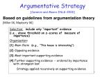 argumentative strategy carenini and moore inlg 2000