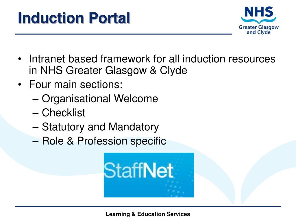 Ppt The Nhsggc Single System Induction Framework