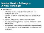 mental health drugs a new paradigm17