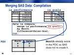merging sas data compilation2