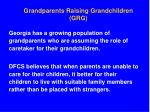 grandparents raising grandchildren grg1
