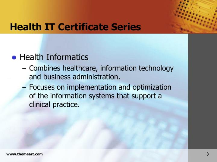 informatics in public health information technology essay The public health informatics fellowship program (phifp) is a 2-year paid fellowship to apply information science and technology to the practice of public health.