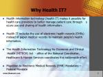 why health it