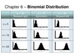 chapter 6 binomial distribution17