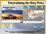 determining the base price5