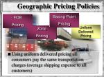 geographic pricing policies4