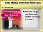 price flexing discounts allowances2