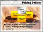 pricing policies1