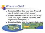 where is ohio