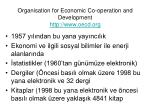 organisation for economic co operation and development http www oecd org