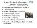 arbois en sursis chardonnay 2009 domaine tissot ouill