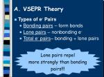 a vsepr theory3