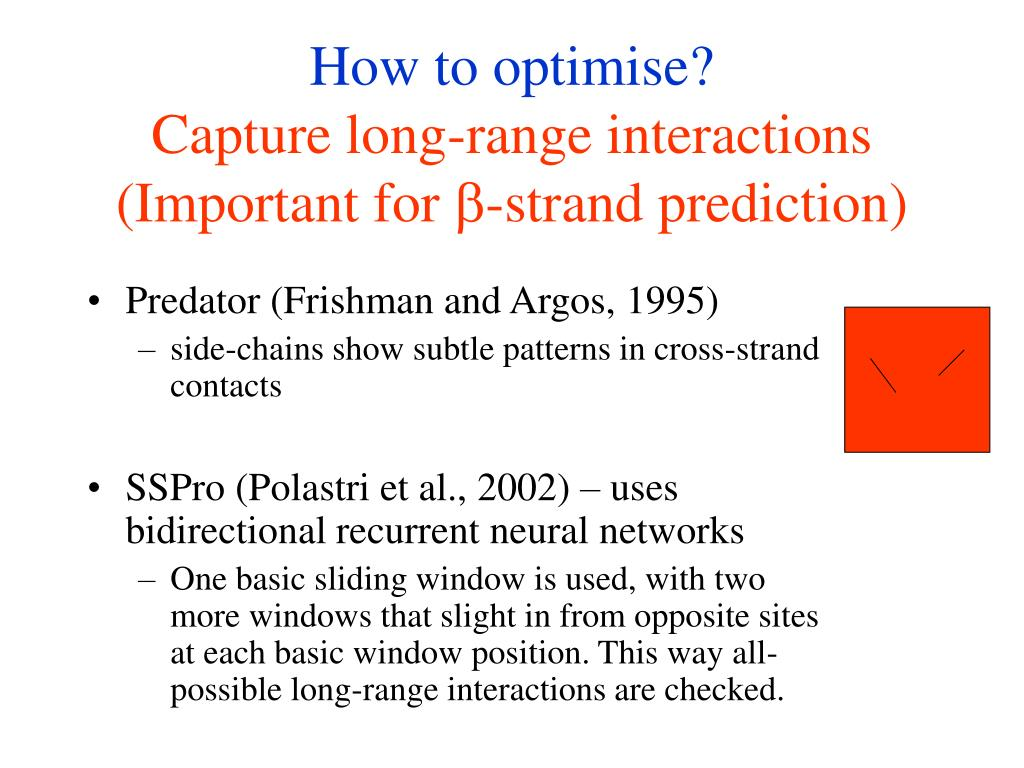 How to optimise?