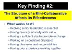 key finding 2