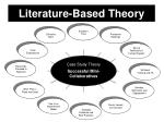 literature based theory