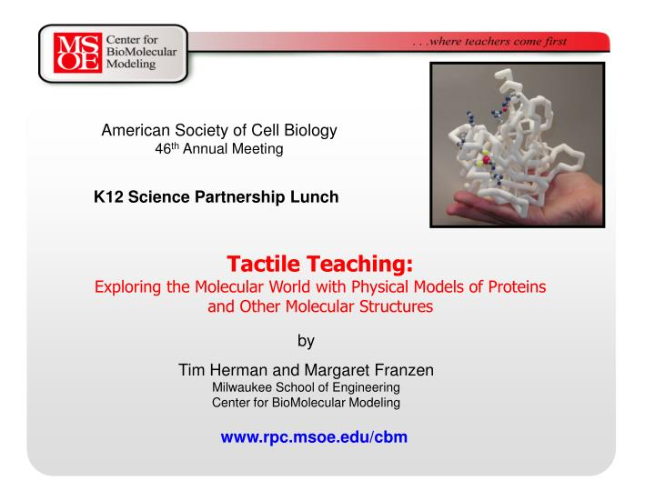American Society of Cell Biology