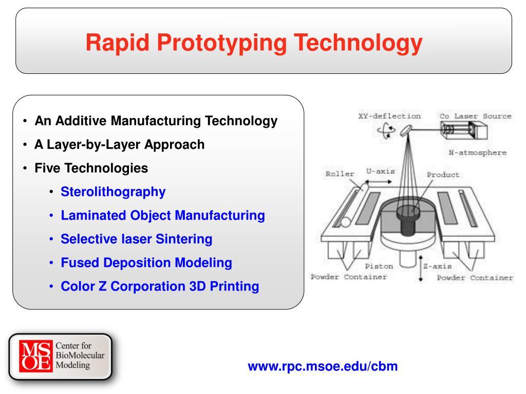 Rapid Prototyping Technology