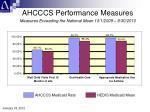 ahcccs performance measures