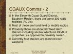 cgaux comms 2
